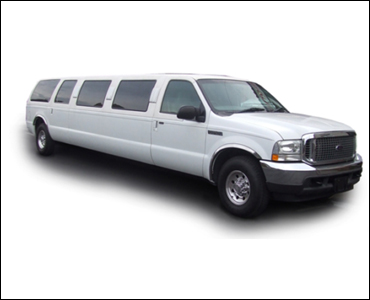 Ford Excursion stretch