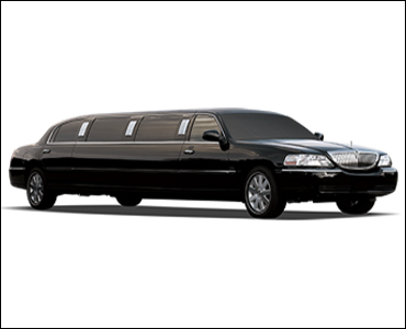 Lincoln Towncar Stretch
